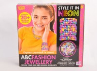 NEON ABC Fashion Jewellery