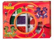 Hama Activity Box Red