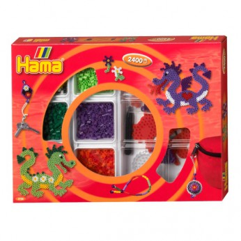 Hama Activity Box Red reviews