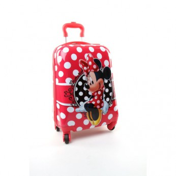 Minnie Mouse Luggage Trolley Case reviews