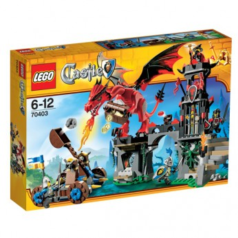 LEGO Dragon Mountain 70403 reviews
