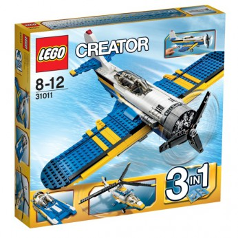 LEGO Creator Aviation Adventures 31011 reviews