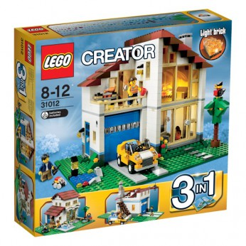 LEGO Creator Family House 31012 reviews