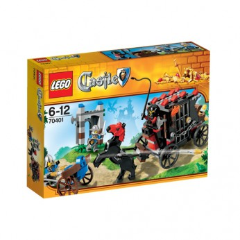 LEGO Gold Getaway 70401 reviews