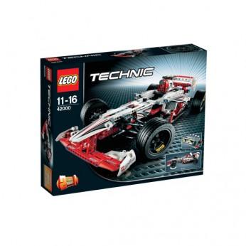 LEGO Technic Grand Prix Racer 42000 reviews