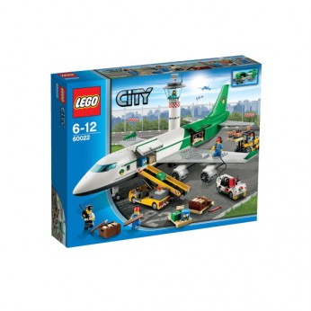LEGO City Cargo Terminal 60022 reviews