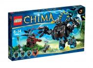 LEGO Chima Gorzan's Gorilla Striker 70008