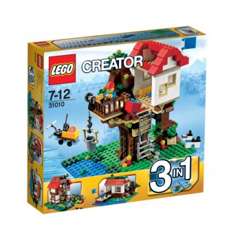 LEGO Creator Treehouse 31010 reviews