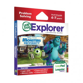 Leapster Explorer Monsters University reviews
