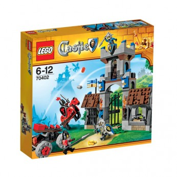 Lego The Gatehouse Raid 70402