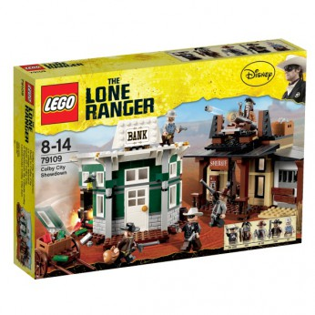 LEGO The Lone Ranger Colby City Showdown 79109 reviews