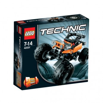 LEGO Technic Mini Off-Roader 42001 reviews
