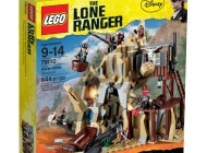 LEGO The Lone Ranger Silver Mine Shootout 79110