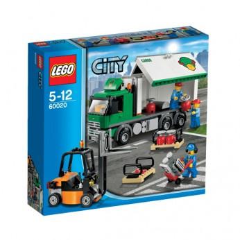 LEGO City Cargo Truck 60020 reviews