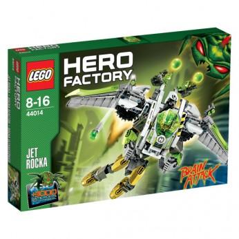 LEGO Hero Factory Jet Rocka 44014 reviews