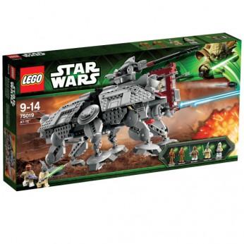 LEGO Star Wars AT-TE 75019 reviews