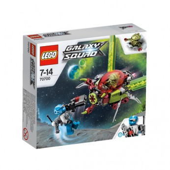 LEGO Galaxy Squad Space Swarmer 70700 reviews