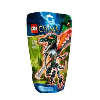 LEGO Chima CHI Cragger 70203 reviews