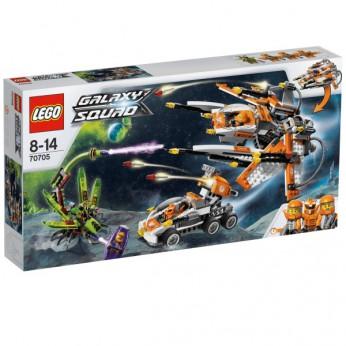 LEGO Galaxy Squad Bug Obliterator 70705 reviews