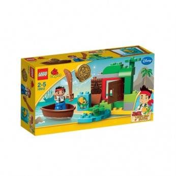 LEGO Duplo Jake's Treasure Hunt 10512 reviews