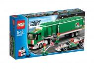 LEGO City Grand Prix Truck 60025