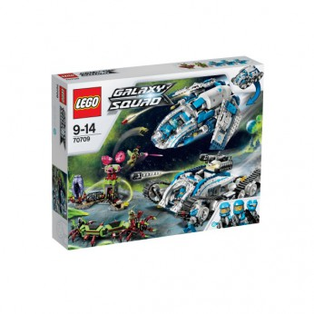 LEGO Galaxy Squad Galactic Titan 70709 reviews
