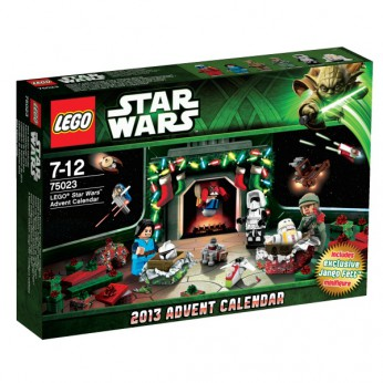 LEGO Star Wars Advent Calendar 75023 reviews