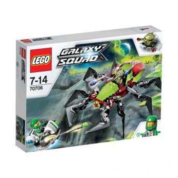 LEGO Galaxy Squad Crater Creeper 70706 reviews