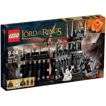 LEGO Battle at the Black Gate 79007 reviews
