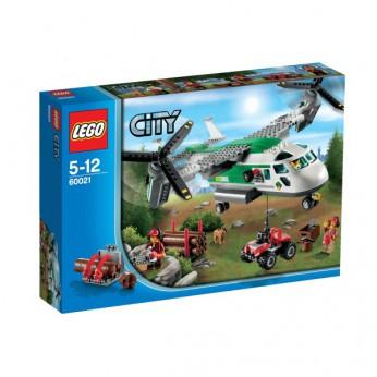 LEGO City Cargo Heliplane 60021 reviews