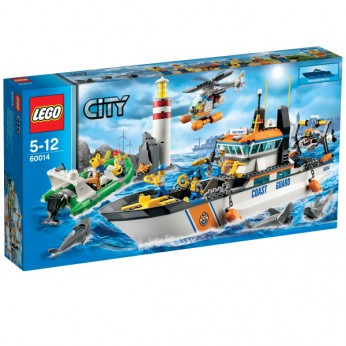 LEGO City Coast Guard Patrol 60014 reviews