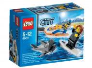 LEGO City Surfer Rescue 60011
