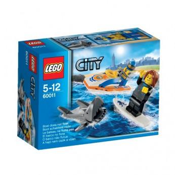 LEGO City Surfer Rescue 60011 reviews