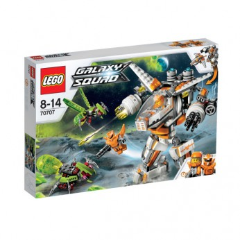 LEGO Galaxy Squad CLS-89 Eradicator Mech 70707 reviews