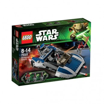 LEGO Star Wars Mandalorian Speeder 75022 reviews
