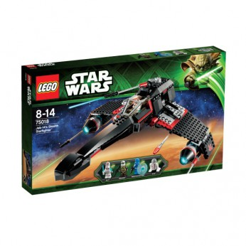 LEGO Star Wars Jek-14s Stealth Starfighter 75018 reviews