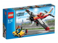 LEGO City Stunt Plane 60019