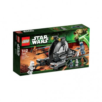 LEGO Star Wars Corporate Alliance Tank Droid 75015 reviews