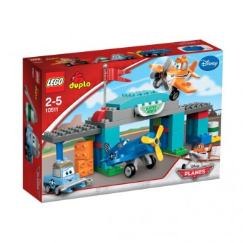 LEGO Duplo Planes Skippers Flight School 10511 reviews