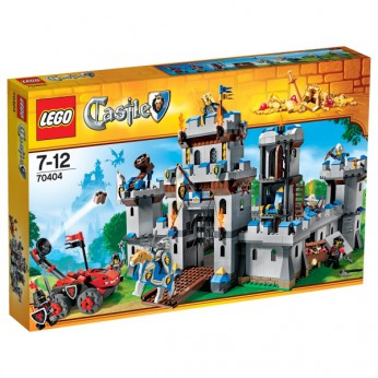 LEGO King's Castle 70404 reviews