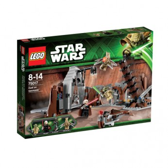 LEGO Star Wars Duel on Geonosis 75017 reviews