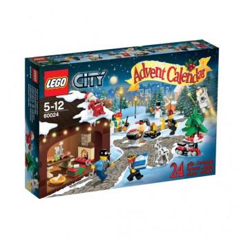 LEGO City Advent Calendar 60024 reviews