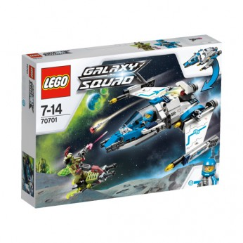 LEGO Galaxy Squad Swarm Interceptor 70701 reviews