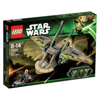 LEGO Star Wars HH-87 Starhopper 75024 reviews