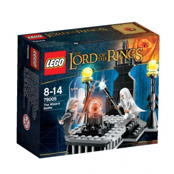 LEGO The Wizard Battle 79005 reviews