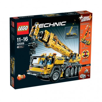 LEGO Technic Mobile Crane MK II 42009 reviews