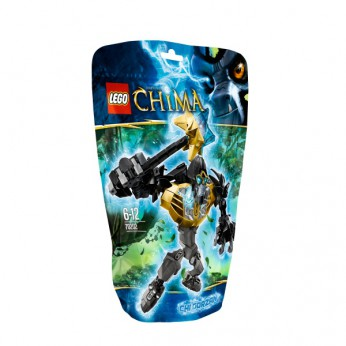 LEGO Chima CHI Gorzan 70202 reviews