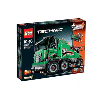 LEGO Technic Service Truck 42008 reviews
