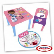 Doc McStuffins  Activity Table and Accessories