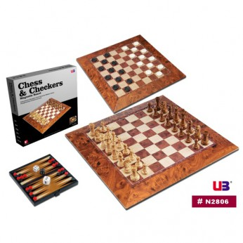 2 in 1 Magnetic folding peach wood chess reviews